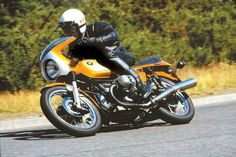 BMW R90S - Classic German Motorcycles - Motorcycle Classics