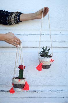 Best of DIY | Yarn Planter | Poppytalk