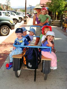 Daycare Wagon, a must have!