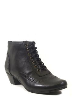 Pax Lace-Up Heeled Shoe by Chelsea Crew on @nordstrom_rack