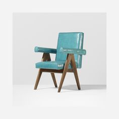 122: Pierre Jeanneret / Committee chair from the High Court, Chandigarh < Le Corbusier + Jeanneret, 29 October 2015 < Auctions   Wright