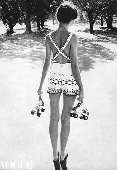 Play-clothes, Vogue Australia October 1970