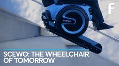 This Incredible Wheelchair Can Climb Up and Down Stairs Future Transportation, Camping Gadgets, Cool Technology, Electric Scooter, Weather Conditions, Inventions, Challenges, The Incredibles, Canning