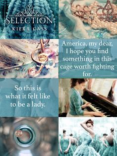 hey there, my name is kristen, and I really like the selection series ••• instagram // keadlyn...