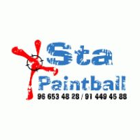 STA_PaintBall Logo. Get this logo in Vector format from https://logovectors.net/sta_paintball/