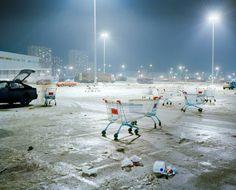 Endless Night, Polar Night in Murmansk, Russia, by Alexander Gronsky, 2007