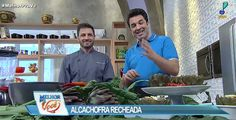 Chef Stefano Bruzzone | Stefano Hotel e Restaurante | Melhor pra Você | Edu Guedes | Alcachofra | Outubro de 2016.