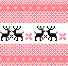 Illustration of Norwegian seamless pattern with Deers Vector Illustration vector art, clipart and stock vectors. Vintage Patterns, Vintage Designs, Medical Illustration, How To Make Buttons, Textures Patterns, Creative Business, Art Images, Vector Art, Printed Shirts