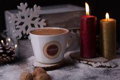 Candle Jars, Candles, Tea, Chocolate, Coffee, Tableware, Christmas, Xmas, Kaffee