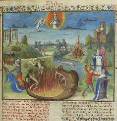 Des cas de nobles hommes et femmes, MS M.343 fol. 35r - Images from Medieval and…