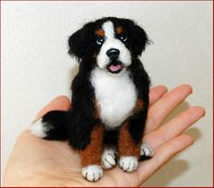 deviantART: More Like Needle Felted Chow Chow Dog by ~amber-rose-creations