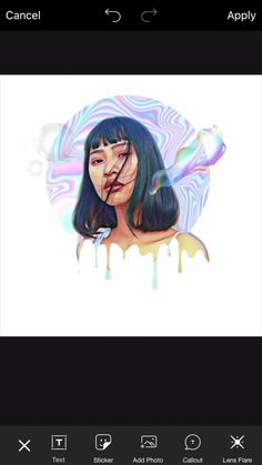 How to Get a Dripping/Melting Effect With PicsArt 💧 How to Get a Dripping/Melting Effect With PicsArt 💧,Bản vẽ nghệ thuật Don't @ us if it isn't about drip art 🤪 Related posts:Chase and. Creative Instagram Photo Ideas, Instagram Photo Editing, Good Photo Editing Apps, Photo Editing Vsco, Instagram Story, Creative Portrait Photography, Photography Editing, Picsart, Artsy Bilder