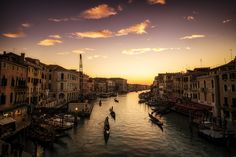 Venice, Italy - Last winter, I had amazing time visiting venice, italy. It trully is a must visit place :) Amazing food, amazing atmosphere, and interesting  #Architecture, #Landscape, #Street, #Travel, #Water