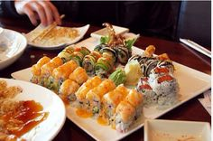 Its Amazing - Sushi Platter From Blue Ribbon NYC