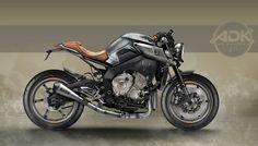 Yamaha MT10 AD Koncept Design