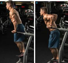Without surprise, it is more common to focus on training the biceps as opposed to the triceps. But training your triceps is just as impo. Lower Chest Workout, Shoulder Workout At Home, Chest Workouts, Gym Workouts, Biceps And Triceps, Triceps Workout, Gain Weight For Women, Power Tower Workout, Crossfit