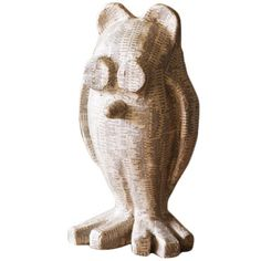 I pinned this Sumia Owl Statuette from the Kalalou event at Joss and Main!$7.95
