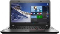 Ноутбук Lenovo ThinkPad Edge E560 (15.6 LED/ Core i7 6500U 2500MHz/ 8192Mb/ HDD+SSD 1000Gb/ Amd Radeon R7 M370 2048Mb) Ms Windows 10 Home (64-bit) [20EVS00500]