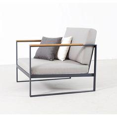 Röshults Garden Easy Lounge Sessel