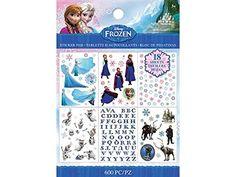 EK Disney FrozenSticker Pad * Amazon most trusted e-retailer