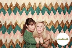 Fringe photobooth
