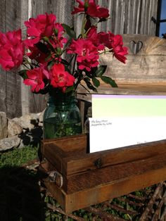 Repurposed Tobacco Stick Catchall Box by NewPerspectiveDesign, $31.00
