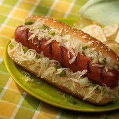 franks with sauerkraut relish recipe more sauerkraut relish pepper ...