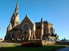 Lysekils kyrka i Lysekil, Västra Götalands län