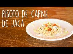 Risoto de Carne de Jaca - Receitas Veganas - YouTube