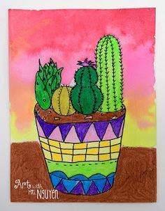 Art with Mrs. Nguyen: 5th grade