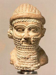 Head  Period: Neo-Babylonian Date: ca. late 8th–early 7th century B.C. Geography: Mesopotamia Culture: Babylonian Medium: Ceramic