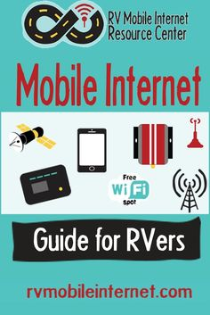 Overview of Mobile Internet Options for RVers