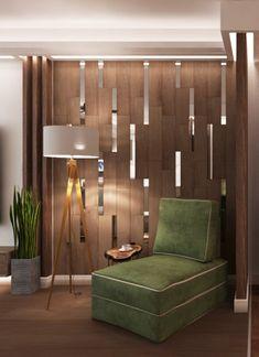 Натуральный брус и освещение в современном интерьере - Освещение в современном стиле c XAL | PINWIN - конкурсы для архитекторов, дизайнеров, декораторов