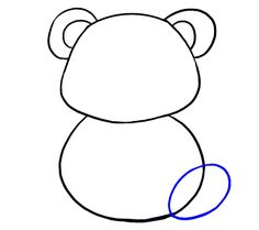 How to Draw a Panda. There are many ways to draw a panda. In this lesson, we will learn step-by-step examples drawing a panda quickly Cartoon Panda, Cute Cartoon, Panda Drawing, Easy Drawings Sketches, Animal Drawings, Journal, Cute Comics, Animal Design
