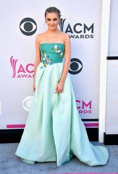 Los vestidos de los Academy Of Country Music Awards