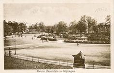 Het Keizer Karelplein omstreeks 1932
