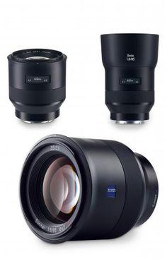 DigitalPHOTOnews: Vollformat-Objektive für Sony E-Mount: Zeiss Batis 2/25 und 1.8/85 www.digitalphoto.de