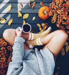 weekend fall vibes