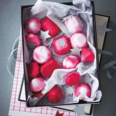 Anleitung: Seife selber machen - hübsche Geschenkidee