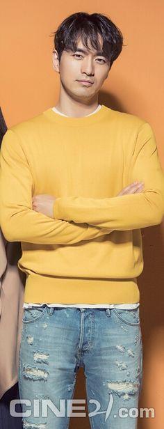 Lee Dong Wok, Lee Jin Wook, Handsome Faces, Anime Cosplay, Korean Actors, Korean Drama, Dramas, Kpop, Yellow