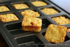 Low Carb Mashed Cauliflower Puff Recipe