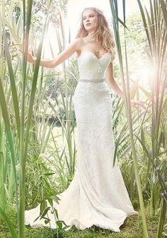 #TiAdoraBridal #CoutureClosetBridal Cotton lace!  YES!