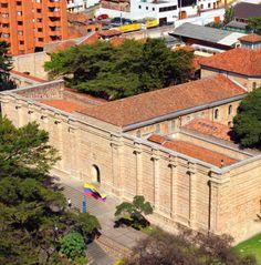 Museo Nacional. Bogotá