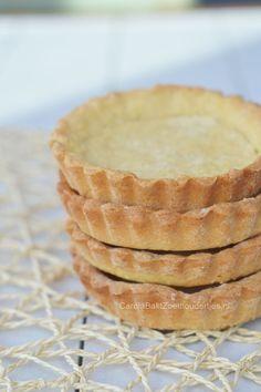 Basisrecept kruimeldeeg, een fijne basic op te bewaren voor grote en kleine taarten.