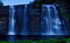 waterfall for desktop hd