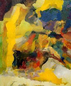 Komposition abfallend - Bernard Schultze
