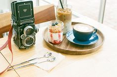 Alex the Coffee, South Korean Cafe.  This blogger takes the best pictures of coffee shops in South Korea.