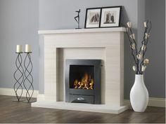 Limestone & Stone Fireplaces | Stoke Gas & Electric Fireplace Centre