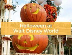Spending Halloween at Walt Disney World