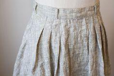 Colette Blog: Tutorial: Perfect & pretty pleats or tucks